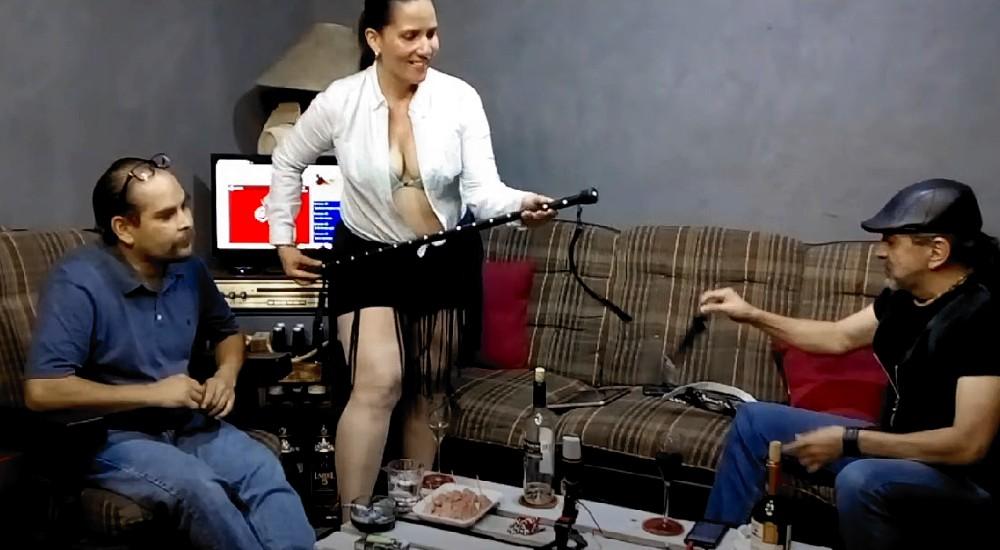 HABLEMOS DE SEXO 3 Julio 2020 (parcial)